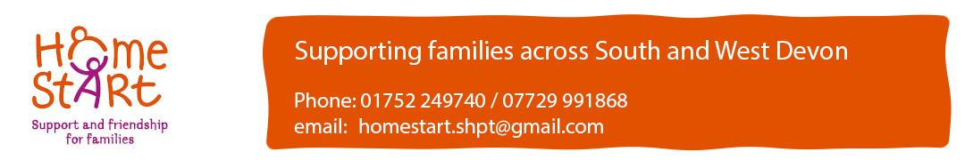 Home Start South & West Devon