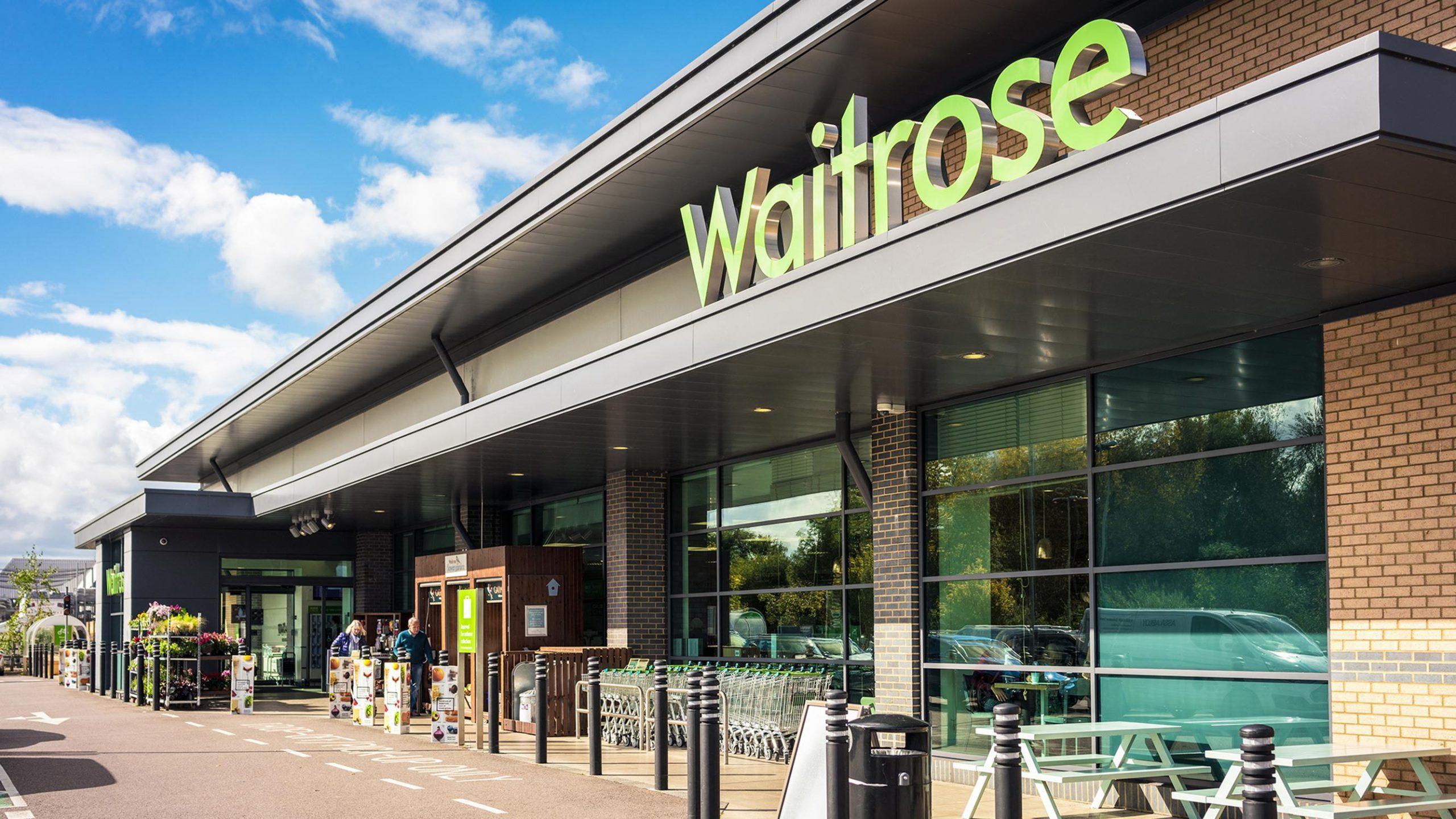 Partnership Visit To Waitrose Saltash